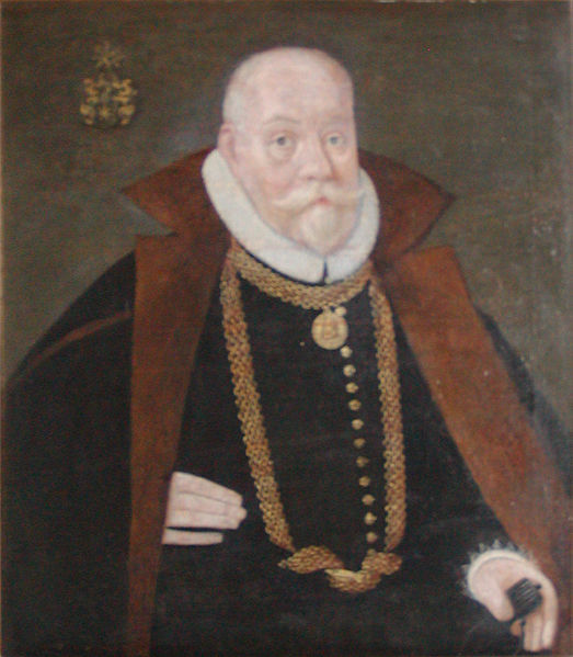 Tycho Brahe (1546-1601) Astronome et astrologue Danois