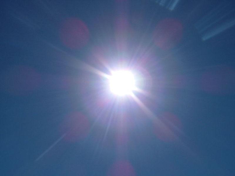 Le Soleil symbolise  l'image de soi et la créativité
